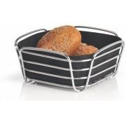 Blomus Broodtrommel Delara broodmand klein, zwart