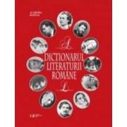 Dictionarul literaturii romane I+II A-L M-Z