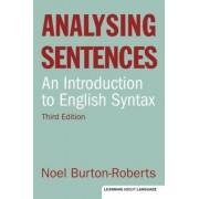 Analysing Sentences by Noel Burton-Roberts