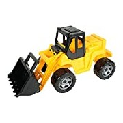 Lena Earth Mover (Large, Yellow/ Black)