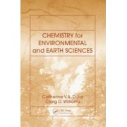 Chemistry for Environmental and Earth Sciences by Catherine Vanessa Anne Duke