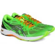 Asics Gel DS Trainer 20 Men Running Shoes(Green, Orange)