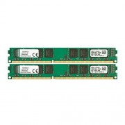 Kingston KVR13N9K2/16 Memoria RAM da 16 GB, 1333 MHz, DDR3, Non-ECC CL9 DIMM Kit (2x8 GB), 240-pin, 1.5 V