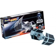 Revell 06655 - easykit Set Star Wars, Darth Vader's TIE Fighter