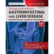 Sleisenger and Fordtran's Gastrointestinal and Liver Disease- 2 Volume Set by Mark Feldman