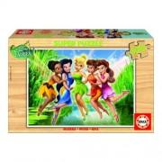 Educa Disney Csingiling és barátai fa puzzle, 100 darabos