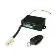 Alarma auto KeeTec cu 1 telecomanda RC Line functie imobilizare masina + modul Can Bus