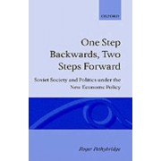 One Step Backwards, Two Steps Forward by Roger Pethybridge