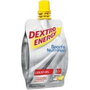Dextro Energy Liquid Gel Żywność energetyczna 60ml lemon + caffeine szary Batony i żele energetyczne