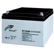 RT12280S 12V 28 Ah Zárt ólomzselés akkumulátor (RITAR)