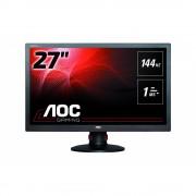 """AOC G2770PF 27"""", 1ms, 144 Hz, AMD FreeSync, 1080p Геймърски монитор за компютър"""