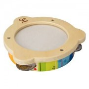 Hape Unisex Musical instruments and toys Beige Mr. Tambourine