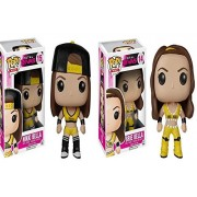 Funko Pop Wwe Total Divas Nikki & Brie Bella Action Figure Bundle Set Of 2 Figures