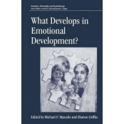 What Develops in Emotional Development? by Michael Mascolo