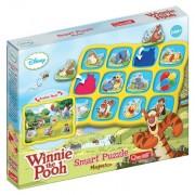Quercetti 00236 - Wd Smart Puzzle Winnie The Pooh