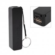 Powerbank (externá nabíjačka na mobil) čierny