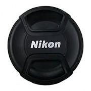 LC-52 utángyártott objektívsapka 52mm Nikon objektívekhez.