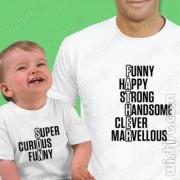 T-shirts Father Son - Bebé