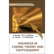 Advances In Coding Theory And Cryptography by W. Cary Huffman