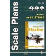 Scale Plans No. 16: Junkers Ju 87 Stuka by Dariusz Karnas