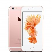 Apple iPhone 6S 128 Go Or Rose Débloqué