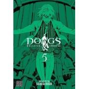 Dogs, Vol. 5 by Shirow Miwa