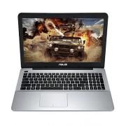 Asus A555LF-XX409T 15.6-inch Laptop (Core i3-5010U/4GB/1TB/Windows 10/2GB Graphics), Matte Silver and Grey