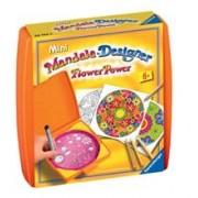 Set De Creatie Mini Mandala Flori