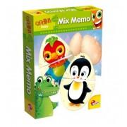 Игра Carotina Baby Mix Memo Lisciani 53360