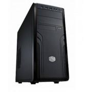 Cooler Master CM Force 500 - Midi-Tower Black USB3