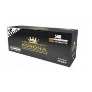 Tuburi tigari Korona 550 filtru alb