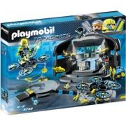 Dr. Drones commandocentrum Playmobil