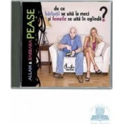 Audiobook CD - De ce barbatii se uita la meci si femeile se uita in oglinda - Allan and Barbara Pease