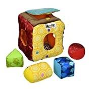 Tomy Lamaze Cube de Formes en Tissus