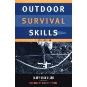 Outdoor Survival Skills by Larry Dean Olsen