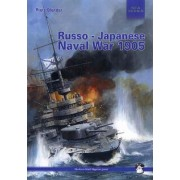 Russo-Japanese Naval War, 1905 by Piotr Olender