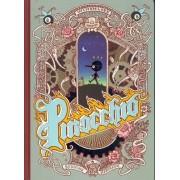 Pinocchio by Winshluss