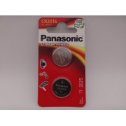 Panasonic CR2016 baterie litiu 3V blister 2