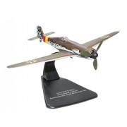 Oxford Diecast AC028 Focke Wulf Fw 152 Ta 1:72 fundió el modelo
