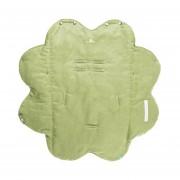 Wallaboo - Одеалце Nore зелено
