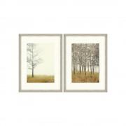 Set tablouri AUTUMN FOREST