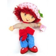 "Strawberry Shortcake 16"" Classic Plush Doll by Kellytoy"