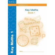 Key Maths 1 by Andrew Parker