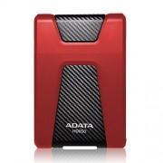 ADATA USA 1TB DashDrive HD650 USB 3.0,(Red)