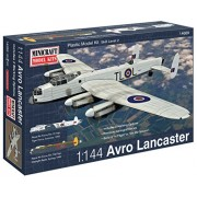 Minicraft 1/144 WW. II Avro Lancaster Royal Air Force / Royal Canadian Air Force (Giappone import / Il pacchetto e il manuale sono in giapponese)