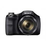 Sony Cyber-shot H300 Point and Shoot Digital camera (Black) with 35X optical zoom.
