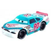 Disney / Pixar CARS Movie 1:55 Die Cast Car Motor Speedway of the South #90 Bumper Save by Disney