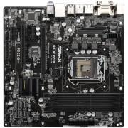 ASRock Micro ATX DDR3 1600 LGA 1150 Motherboard Q87M VPRO