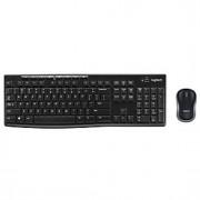 Mouse de Escritório USB 1000dpi teclado escritório USB Logitech MK270