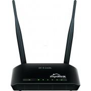 Router Wireless D-Link DIR-605L, 300 Mbps, Cloud, 2 Antene Externe (5dBi)